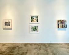 Installation View, Selected Gallery Artists, Summer 2021