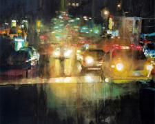 "120305 mollusca 2012 watercolor 33 x 38"""