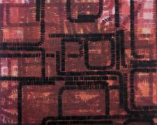 "Strange Ways, 2011, solar plate intaglio, ed. 2/7, p.s. 15 x 15"" / i.s. 8 x 8"""