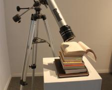 In Flight 2013 Telescope, Books