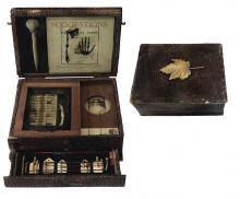 """Suggestions, 2015, assemblage, 10 x 12 x 4"""""""