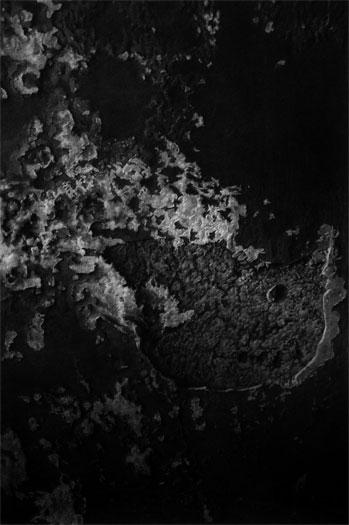 "World Map I, 2006, charcoal on paper, i.s. 35 1/2 x 23 1/2"""