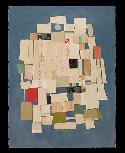 """Rite (Perfect), 2012, paper, acrylic, graphite, f.s. 37 1/2 x 29 1/4"""" / i.s. 30 x 22"""""""
